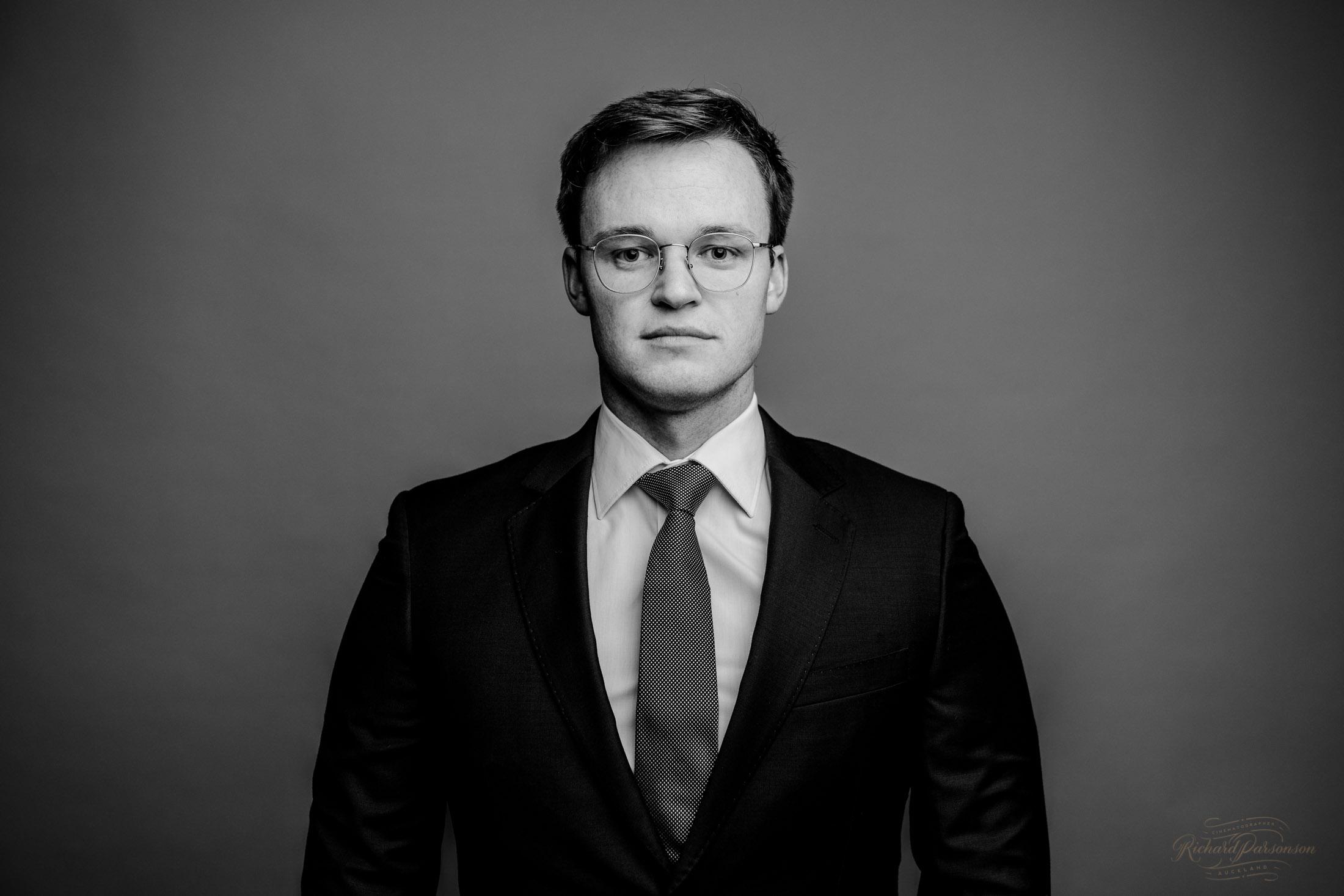 corporate portrait for business